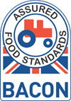 bacon tractor logo