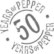 50 years of pepper