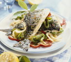 Greek-style sea bream fillets