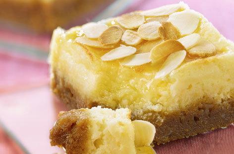 Almond And Honey Cheesecake Tesco Real Food