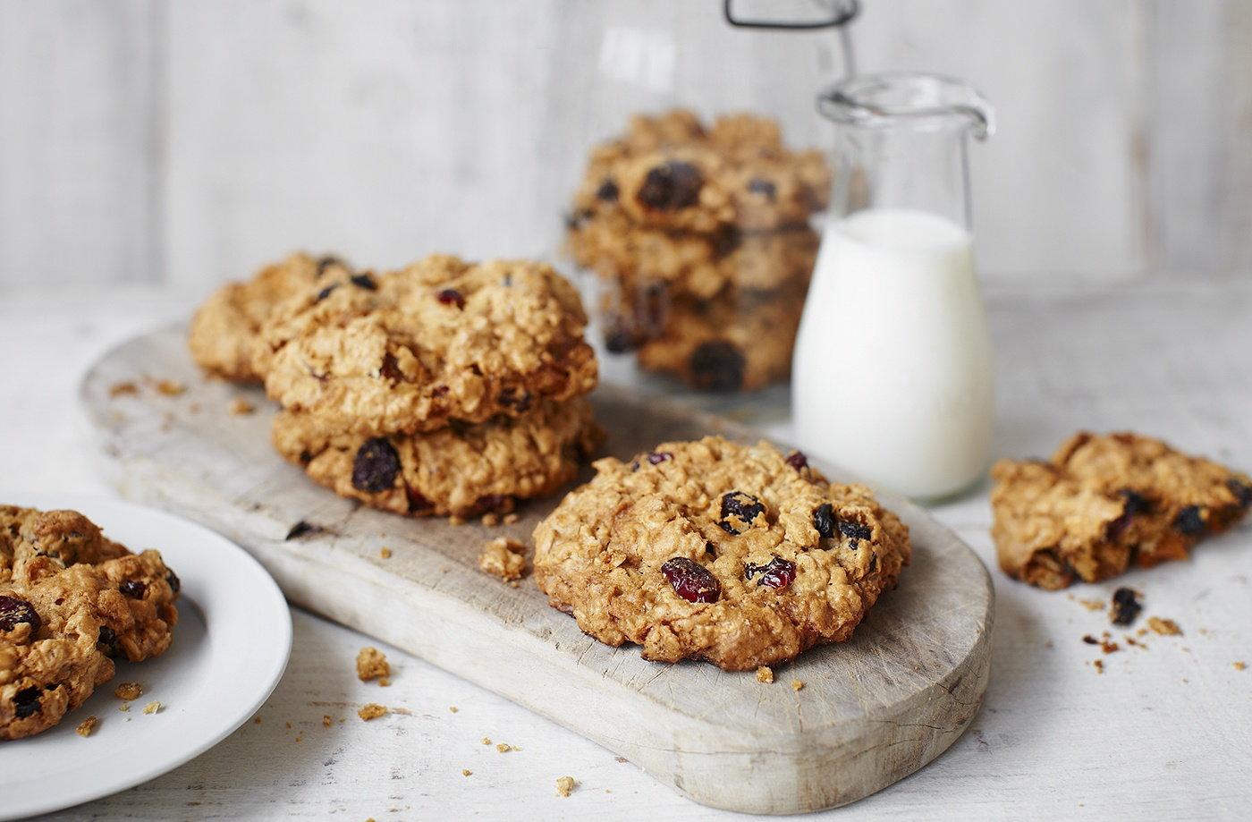 Food  Oatmeal Cookie Recipe