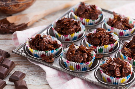 Cornflake Cakes Tesco Real Food