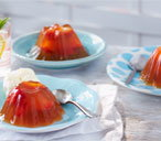 Pimm's and lemonade jelly