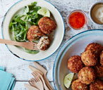 303 glutenfree fish cakes (T)