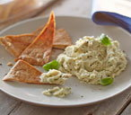 303 lunchbox herby white bean dip (T)