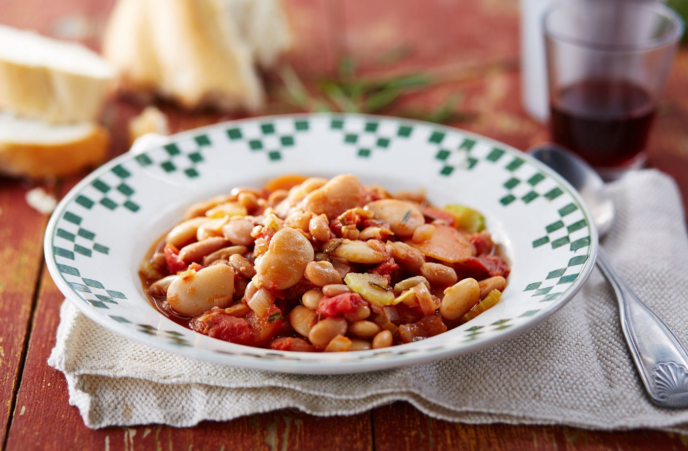 Italian Bean And Grains Stew Recipes — Dishmaps