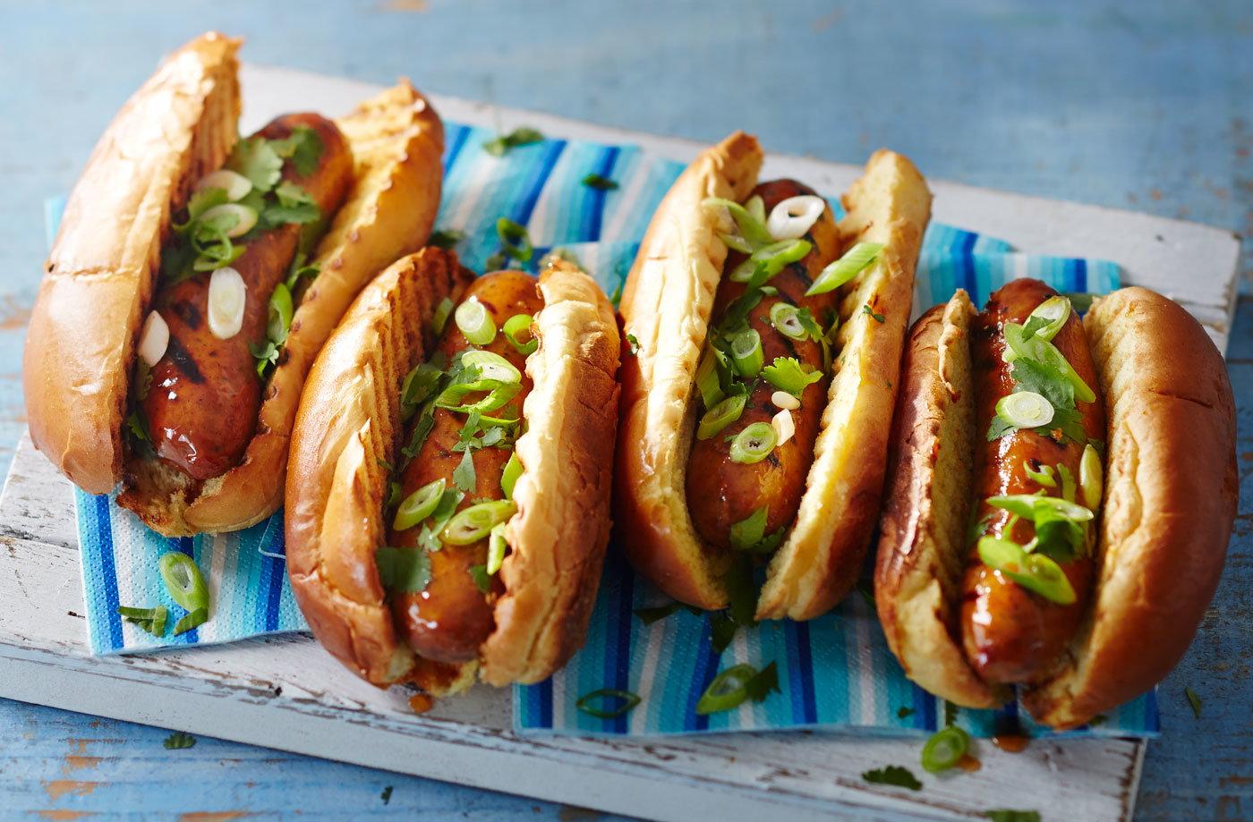 Vegetarian Hot Dog Recipe