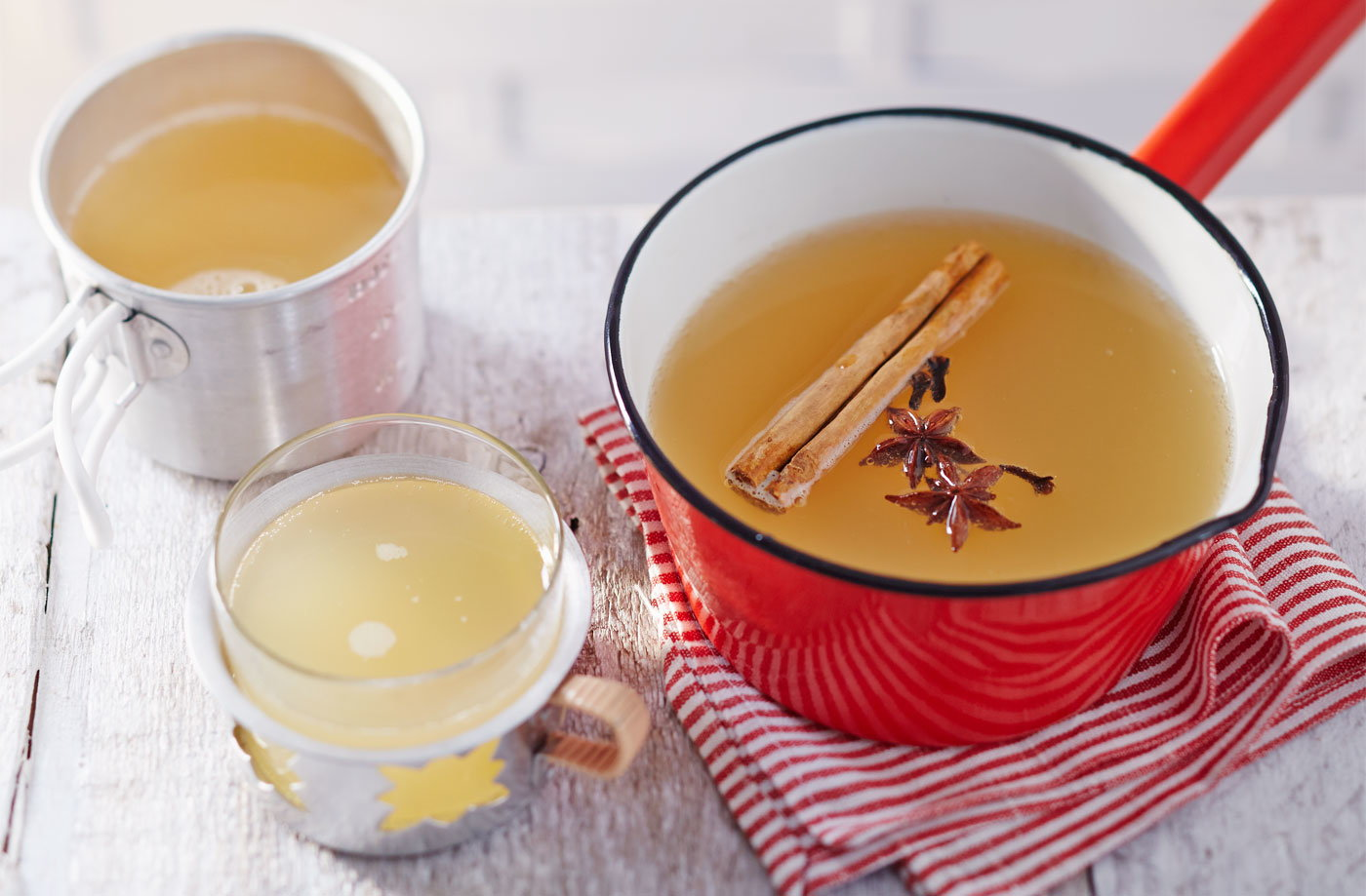 Toast your campside meals with this delicious spiced apple and ginger ...