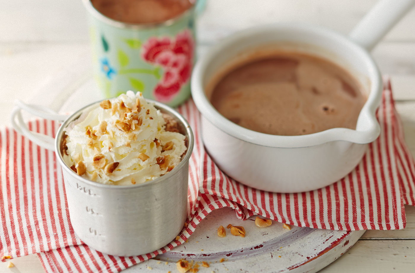 Can You Make Hot Chocolate With Nutella