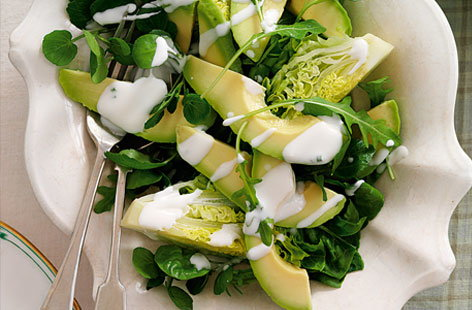 AVOCADO CRUNCH SALAD THUMB