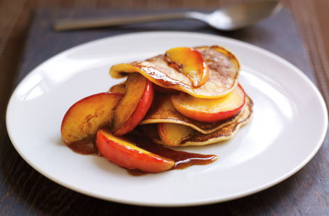 Apple pancakesHERO