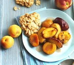 BAKED NECTARINES AND APRICOTS   THUMB