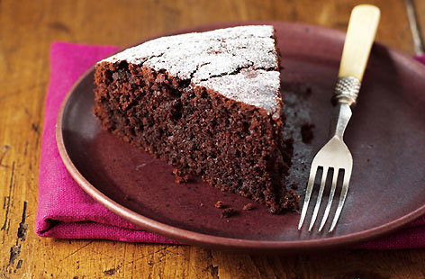 Beetroot and Chocolate Cake HERO