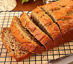 Brown banana loaf