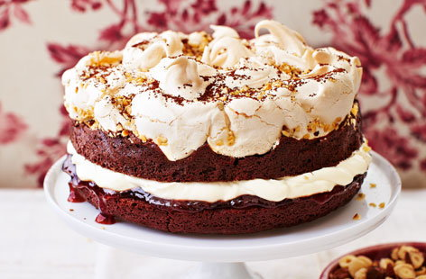 From moist cakes to buttery biscuits, our collection of baking recipes has it all