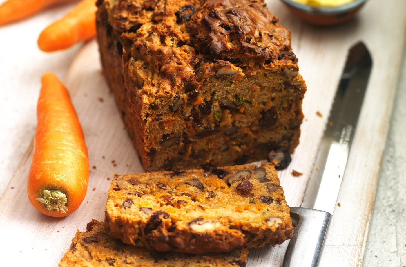 Tesco Vegan Carrot Cake