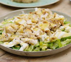 Chicken Caesar salad (T)