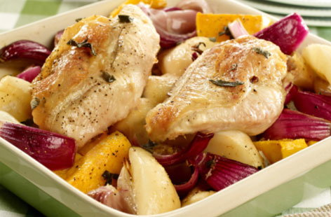 Chicken pear bake HERO