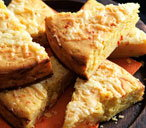 Chilli cheese cornbread
