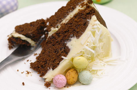 Chocolate Easter nest cake Thumbnail 84325aed a33e 433d b290 1c367262264c 0 146x128