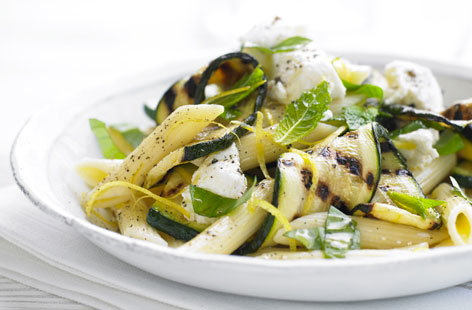 Courgette and ricotta with lemon and herb pasta hero a5cc8404 a18f 4d81 a77d daa19313dc26 0 472x310