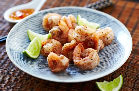 DeniseSmart SALTANDPEPPERPRAWNS Th