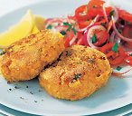 Easy tuna fish cakes
