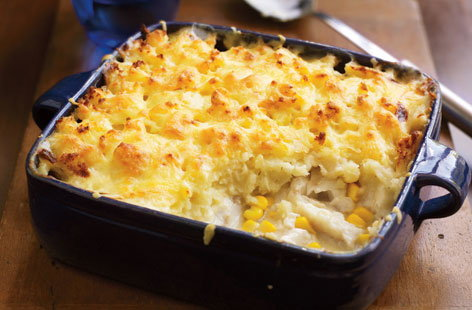 Fish pie with sweetcorn hero 22e2fdb5 3ac6 4529 87ac 6125c836526b 0 472x310