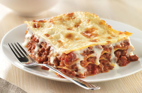 Simple lasagne | Tesco Real Food