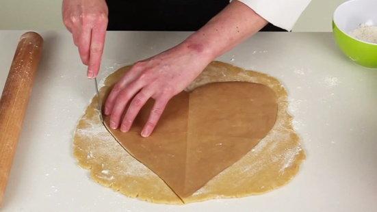 Red Velvet Cake Recipe Uk Tesco: Heart Sandwich Cookies