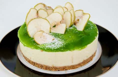 Granny Smith Mousse
