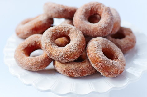 Cake Donut Ingredients