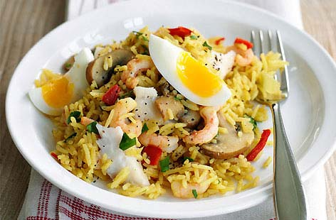 Haddock and Prawn Kedgeree thumb aa09fa20 ea69 45a4 8ebf 81787668b1f6 0 146x128