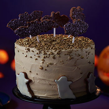 Tesco Halloween Cake Decoration : Halloween Tesco Real Food