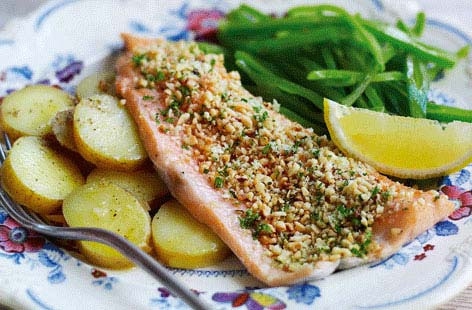 crusted trout recipe pecan crusted trout hazelnut crusted trout