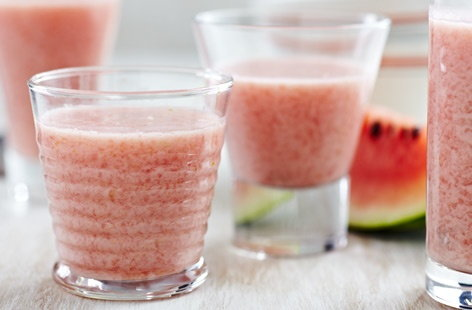 Healthy WatermelonSmoothie He
