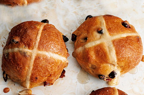 Hot cross bun THUMB