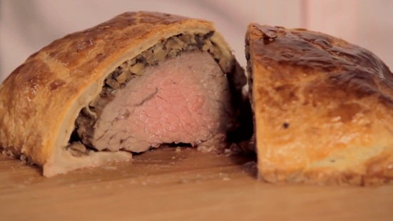 How to Make Beef Wellington   Winter Recipes