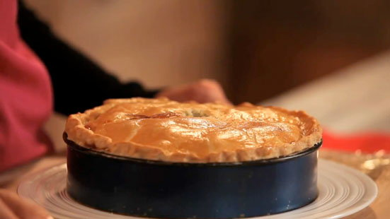 How to Make Christmas Pork Pie    Tesco Real Food