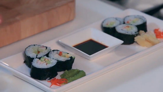 How to Make Sushi   Tesco Real Food
