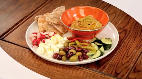 How to Make a Tasty Broad Bean Dip