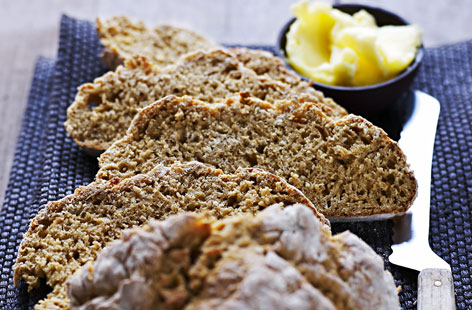 Irish wheaten bread HERO