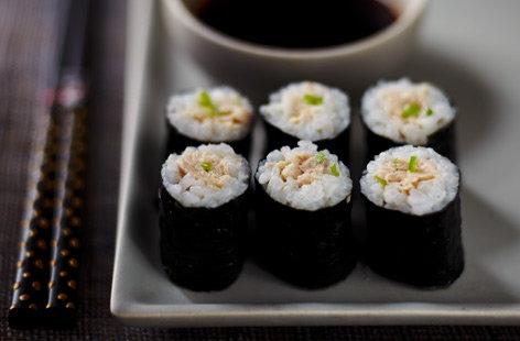 Tenderstem Broccoli Omelette Sushi Roll Recipes — Dishmaps