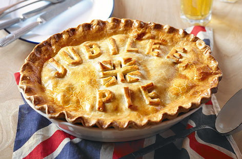 Jubilee pie HERO