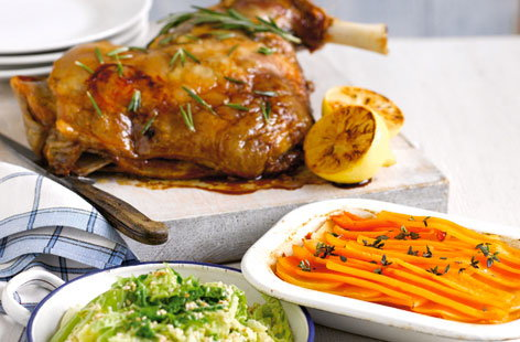 Lamb with carrot and swede bake and sesame savoy cabbage thumbnail b838b996 25d8 4a20 bc4e 30d1642c5064 0 146x128