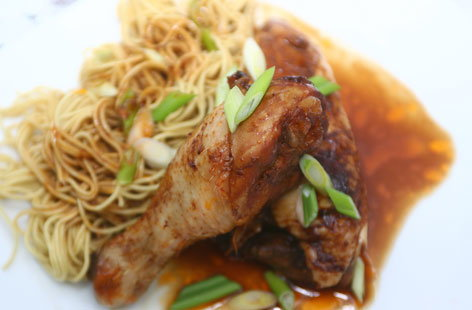 Chilli chicken kick | Tesco Real Food