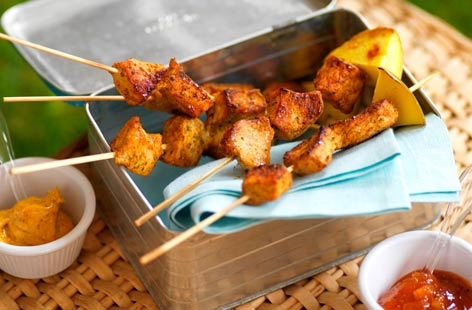 Mini   Pork and Mango Picnin Skewers 2 HERO