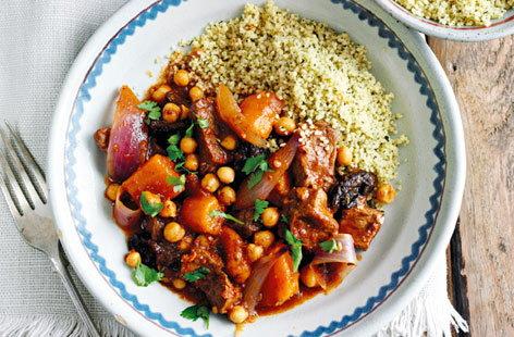 Moroccan beef stew | Tesco Real Food