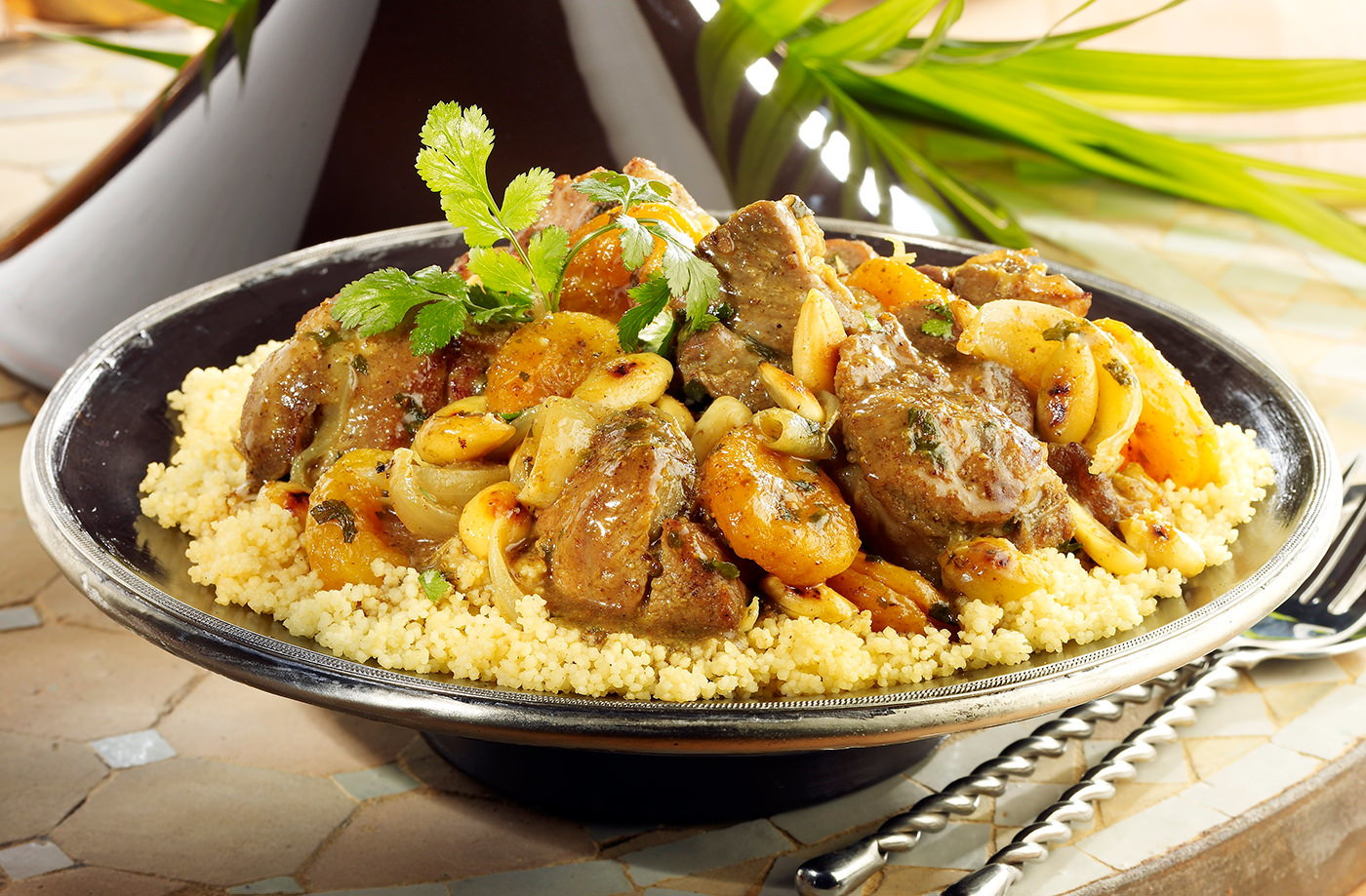 Authentic Moroccan lamb tagine | Tesco Real Food