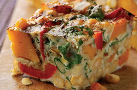 north african inspired frittata NEWTHUMB